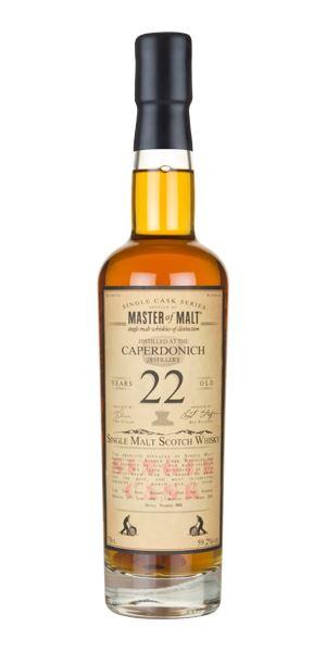 Caperdonich 22 Years Old, 1995 (Master of Malt)