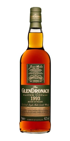 GlenDronach Master Vintage 1993, 25 Years Old