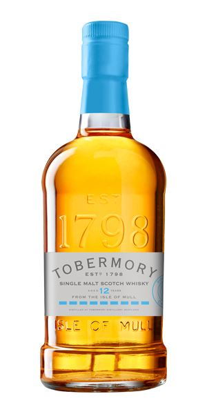 Tobermory 12 Years Old, Fino Cask Finish