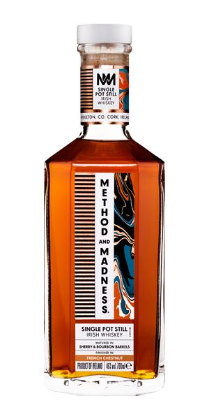 Method and Madness Single Pot Still (French Chestnut Cask Finish)