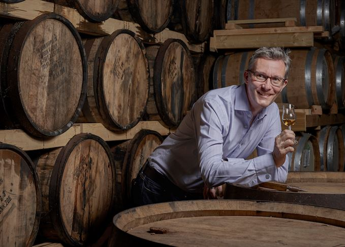 David Fitt, St George's Distillery