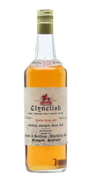 Clynelish 12 Years Old