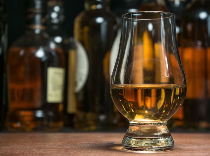 Whisky tax