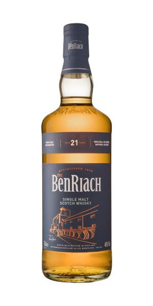 BenRiach 21 Years Old Four Cask Matured