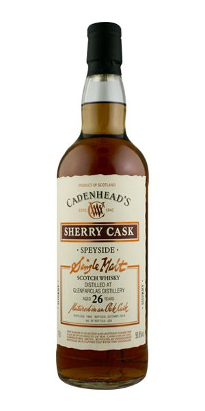 Glenfarclas 26 Years Old (Cadenhead)