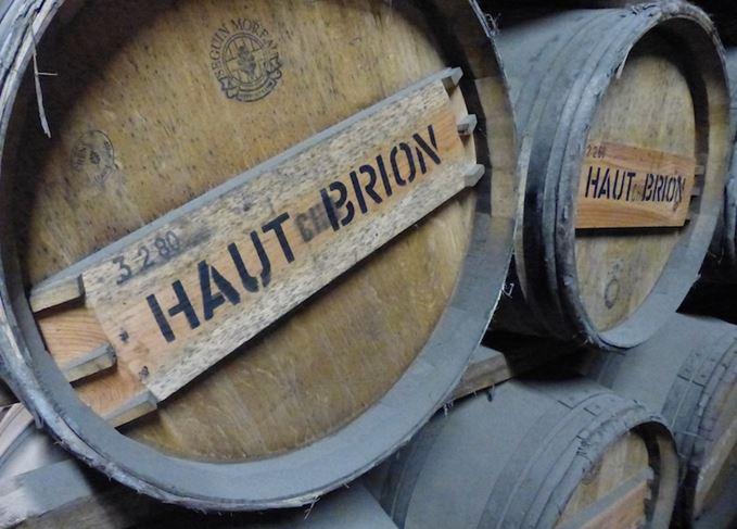 Bruichladdich Haut-Brion casks