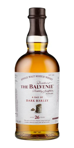 Balvenie 26 Years Old, A Day of Dark Barley