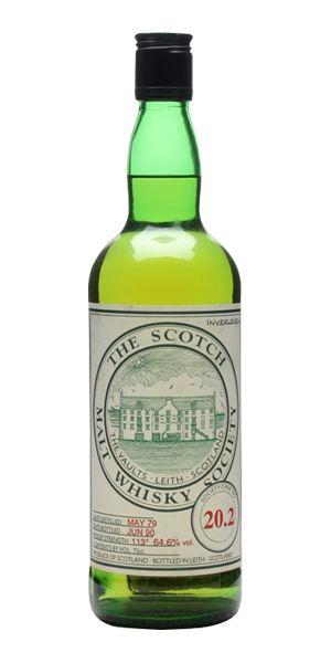 Inverleven 1979, bottled 1990, 20.2 (SMWS)