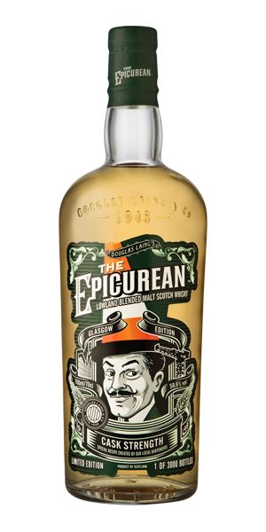 The Epicurean Glasgow Edition, Cask Strength (Douglas Laing)