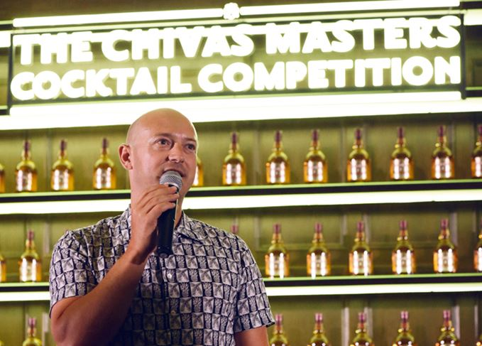 Max Warner Chivas Masters