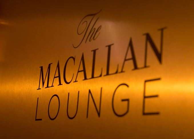 Macallan whisky lounge Four Degree