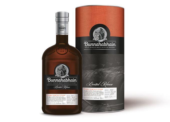 Bunnahabhain 2003 PX Finish