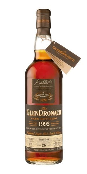 GlenDronach 26 Years Old, Distilled 1992, Single Cask #64