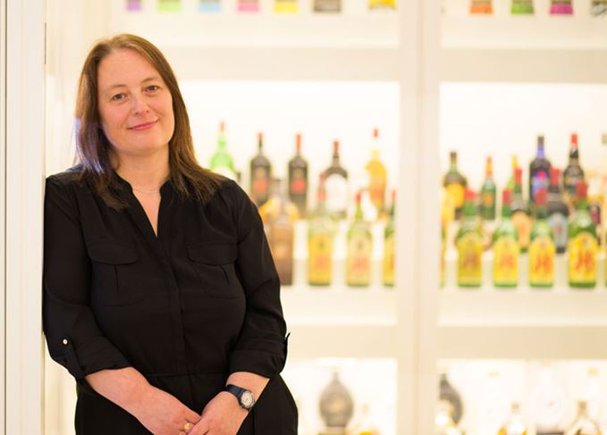 Christine McCafferty, Diageo archive