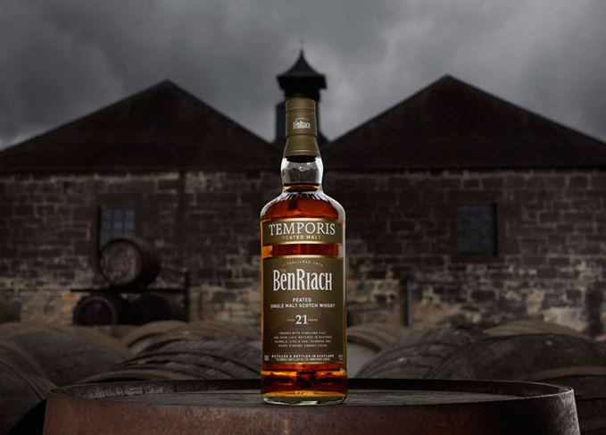 BenRiach Temporis 21 Year Old