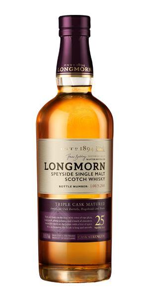 Longmorn 25 Years Old