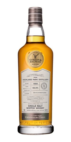 Highland Park 1999, Batch 18/018, Connoisseurs Choice (G&M)