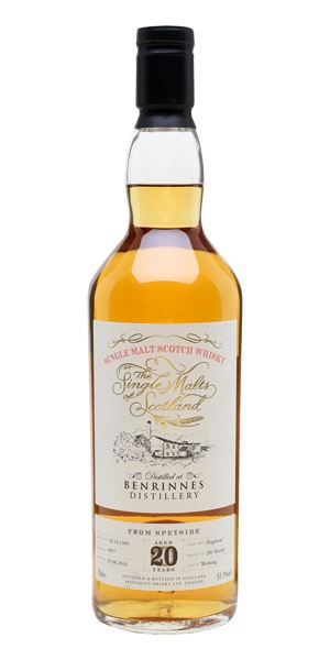 Benrinnes 20 Years Old (Single Malts of Scotland)