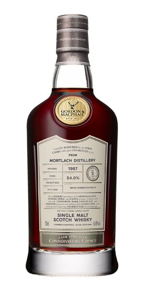 Mortlach 31 Years Old, 1987, Connoisseurs Choice (G&M)