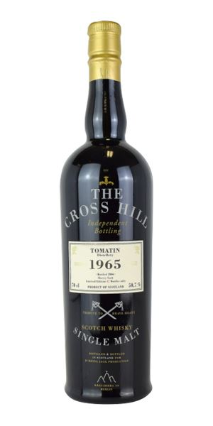 Tomatin 41 Years Old, Distilled 1965, The Cross Hill (Jack Wiebers)