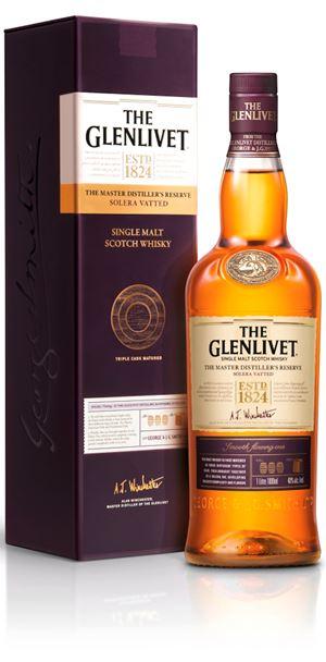The Glenlivet Master Distiller's Reserve Solera Vatted