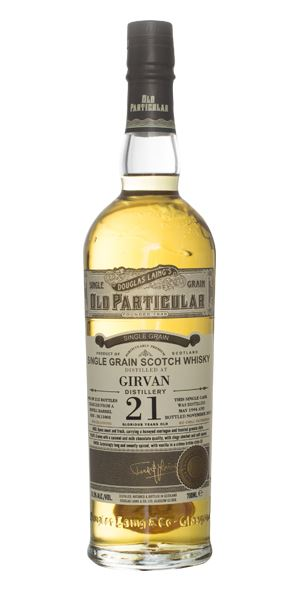 Girvan 21 Years Old (Douglas Laing)