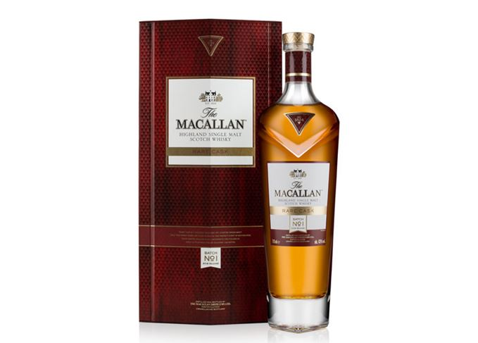 Macallan Rare Cask Batch No.1 2018