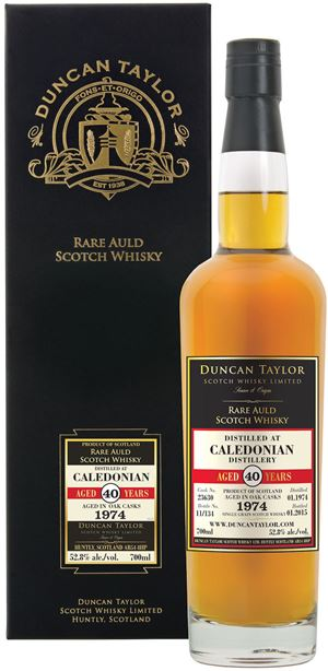 Caledonian 40 Years Old/1974 (Duncan Taylor)