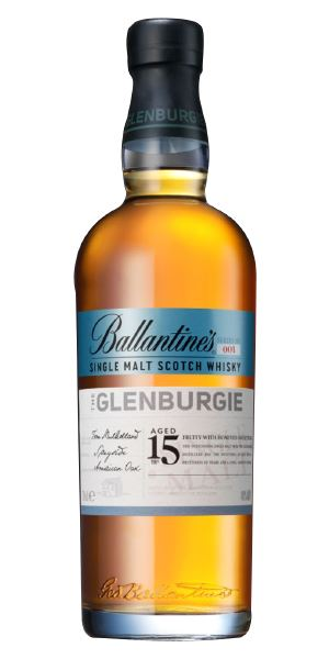 Glenburgie 15 Years Old 'Ballantine's'