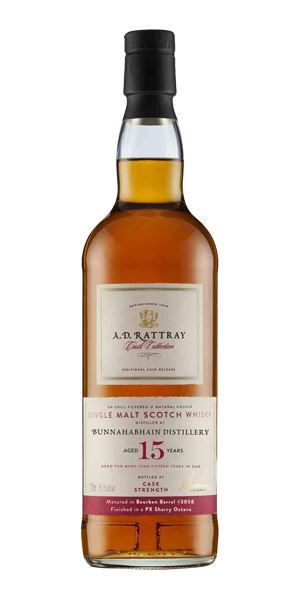 Bunnahabhain 15 Years Old, PX Octave (AD Rattray)