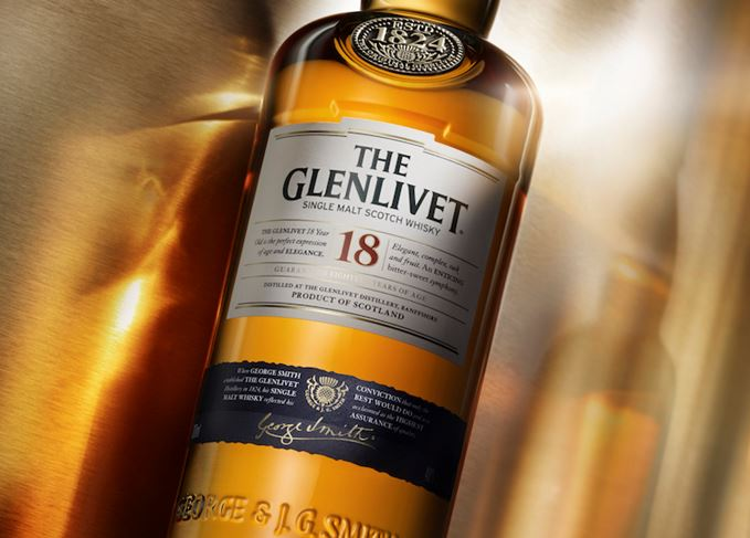 The Glenlivet 18-year-old