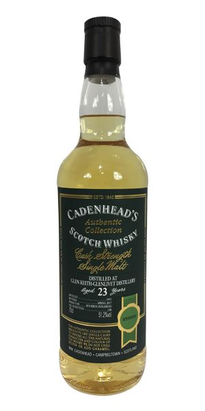 Glen Keith 23 Years Old (Cadenhead)