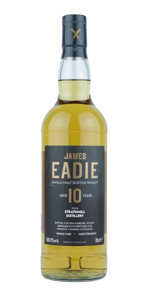 Strathmill 10 Years Old, 2008 (James Eadie)