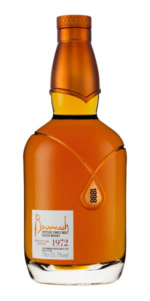 Benromach 1972, 46 Years Old, Heritage Collection