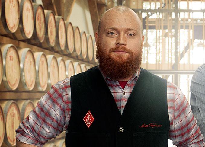 Matt Hofmann, Westland distillery