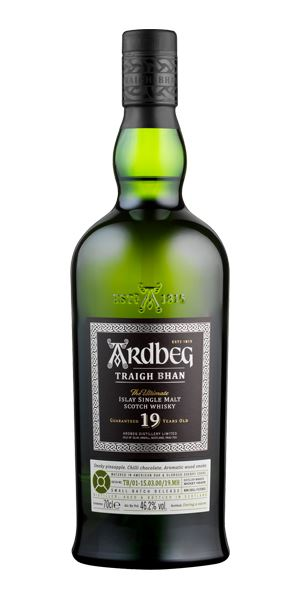Ardbeg Traigh Bhan, 19 Years Old