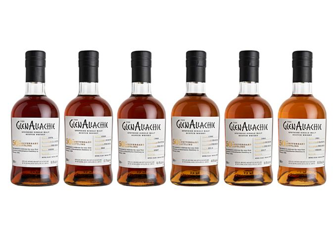 GlenAllachie single casks