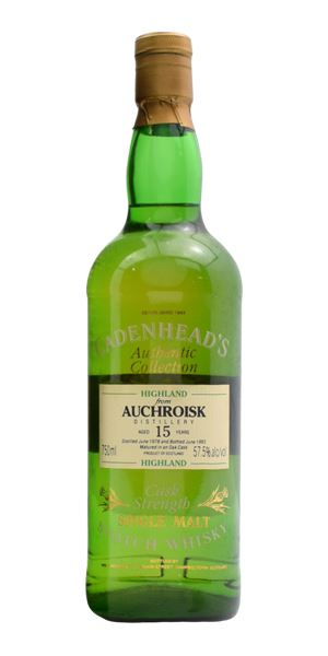 Auchroisk 15 Years Old, 1978, 'Authentic Collection' (Cadenhead)