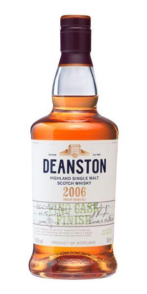 Deanston 2006, Fino Finish