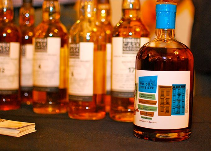 Whisky Jewbilee bottling from Single Cask Nation