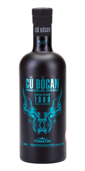 Cù Bòcan 1988, 28 Years Old