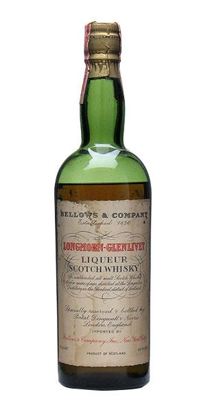 Longmorn-Glenlivet 12 Years Old (Bellows & Co)