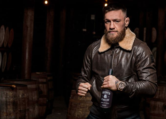 Conor McGregor and Proper No. Twelve