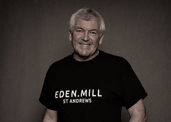 Paul Miller founder of Eden Mill