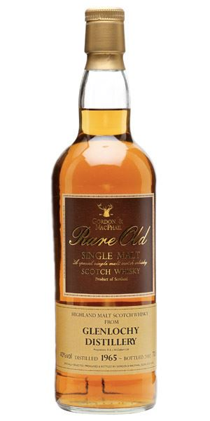Glenlochy 1965, 37 Years Old (Gordon & MacPhail)