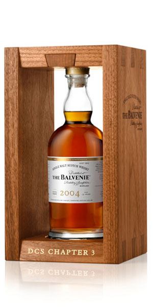 Balvenie DCS Compendium 2004, 13 Years Old, Cask 741