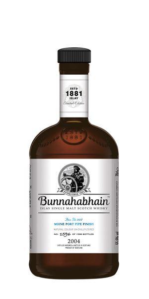 Bunnahabhain Moine Port Pipe
