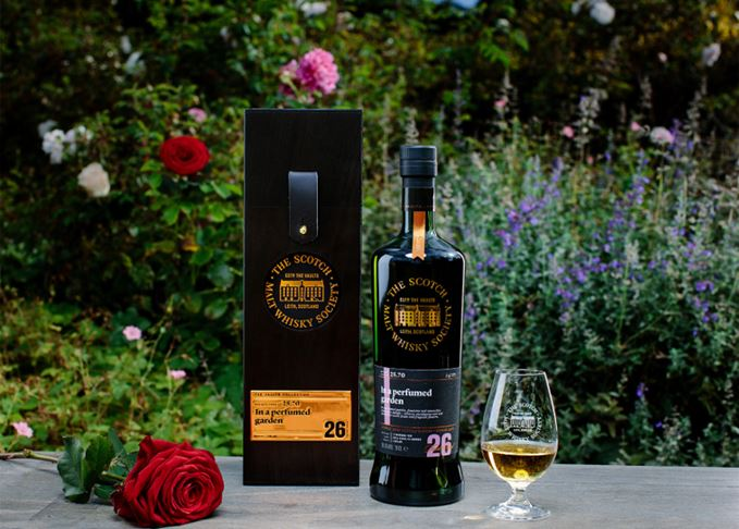 SMWS In a Perfumed Garden 25.70
