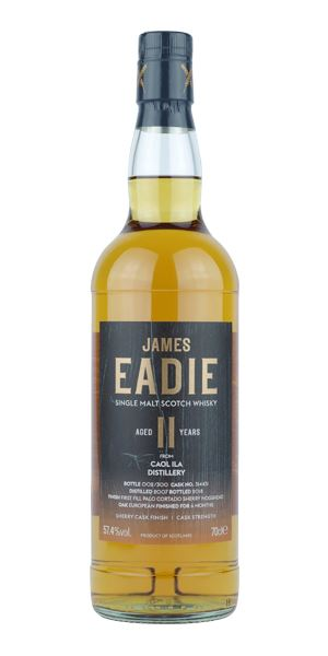 Caol Ila 11 Years Old, Palo Cortado finish (James Eadie)