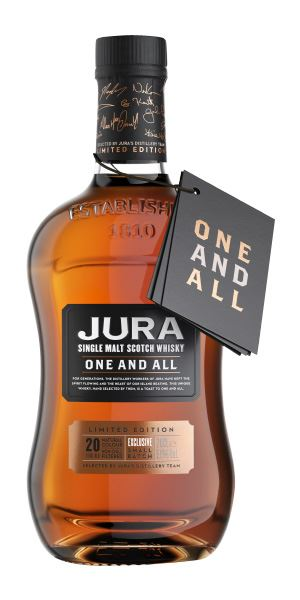 Jura 20 Years Old, One and All